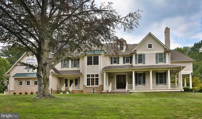 Lafayette Hill Single Family Home For Sale: 4141 Presidential Drive