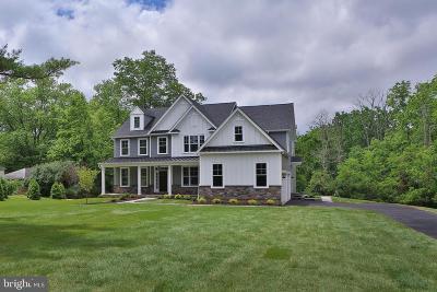 Ambler Single Family Home For Sale: 1025 Brushtown Road
