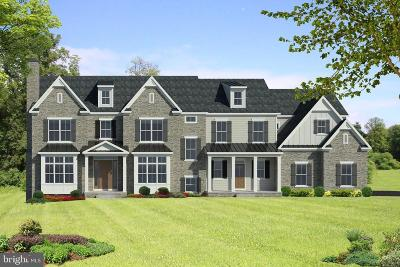Montgomery County Single Family Home For Sale: Lot #1 Donnelly Lane