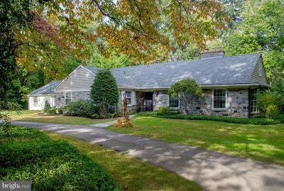 Haverford Single Family Home For Sale: 29 Evans Lane