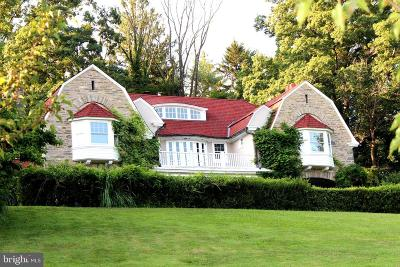 Montgomery County Single Family Home For Sale: 1511 Susquehanna Road