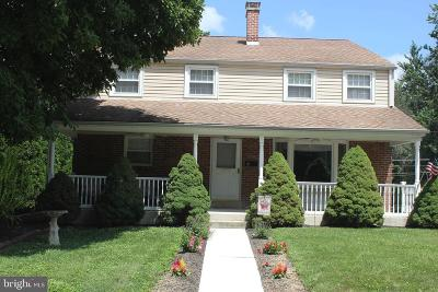 Flourtown Single Family Home For Sale: 9 E Wissahickon Avenue