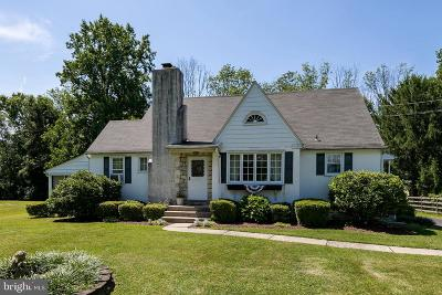 Montgomery County Single Family Home For Sale: 154 N Swedesford Road