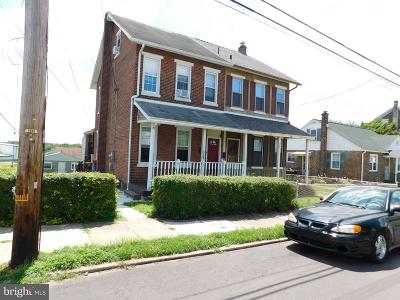Montgomery County Single Family Home For Sale: 330 Glasgow Street