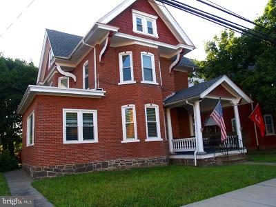Montgomery County Single Family Home For Sale: 411 Main Street
