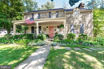 Abington Single Family Home For Sale: 935 Woodcrest Road