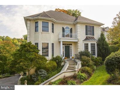 Conshohocken Single Family Home For Sale: 107 Merion Hill Lane