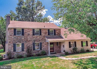 Blue Bell Single Family Home For Sale: 1670 Salem Circle
