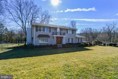 Abington Single Family Home For Sale: 1341 Woodland Road