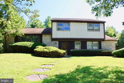 Ambler Single Family Home For Sale: 1109 Meetinghouse Road