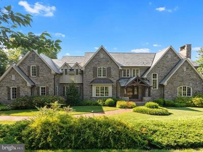 Jenkintown Single Family Home For Sale: 1511 Stocton Road