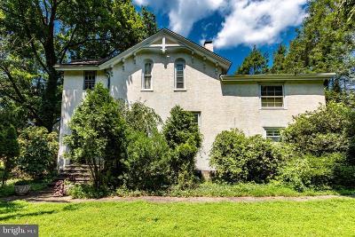 Gladwyne Single Family Home For Sale: 1120 Vaughan Lane