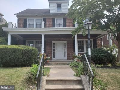 Norristown Single Family Home For Sale: 736 Noble Street
