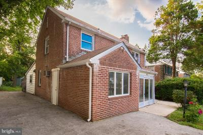 Narberth Single Family Home For Sale: 522 S Woodbine Avenue