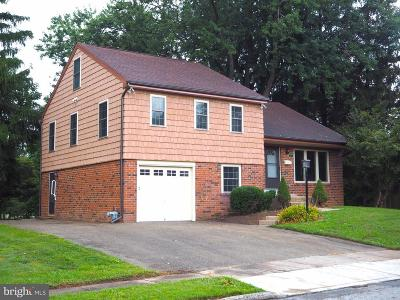 Norristown Single Family Home For Sale: 516 Barbara Drive