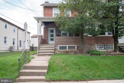 Norristown Single Family Home For Sale: 1430 W Marshall Street