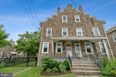 Ambler Single Family Home For Sale: 209 Trinity Avenue