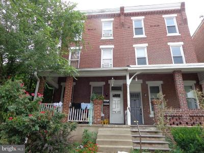 Norristown Single Family Home For Sale: 1068 Powell Street
