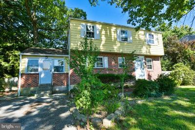 Norristown Single Family Home For Sale: 159 Avondale Road