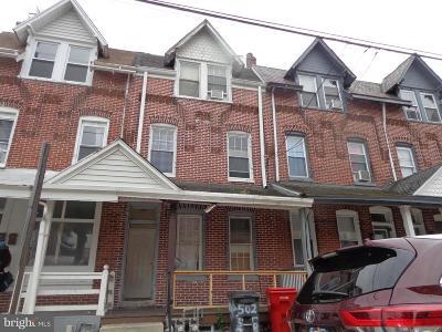 Norristown Townhouse For Sale: 502 W Lafayette Street
