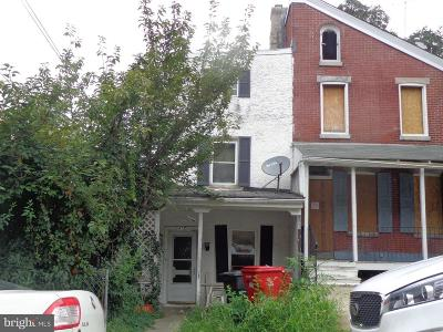 Norristown Single Family Home For Sale: 417 E Oak Street