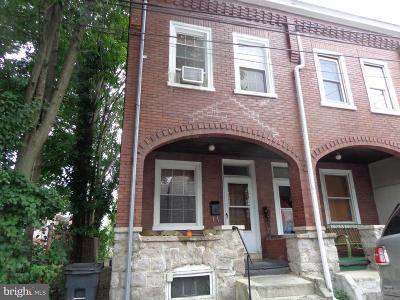 Norristown Townhouse For Sale: 711 Church Street