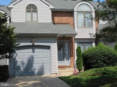 Lafayette Hill Townhouse For Sale: 9332 Eagleview Drive