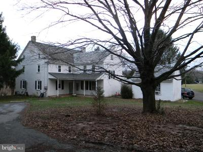 Montgomery County Multi Family Home For Sale: 1110 Landis Road