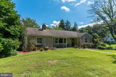 Huntingdon Valley Single Family Home For Sale: 1345 Old Ford Road
