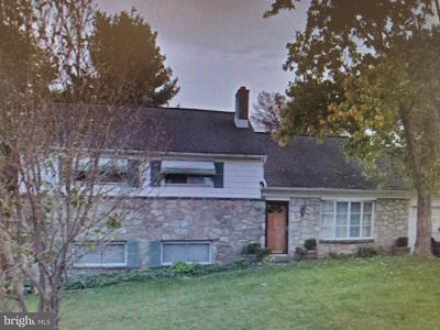 King Of Prussia Single Family Home Under Contract: 463 W Valley Forge Road