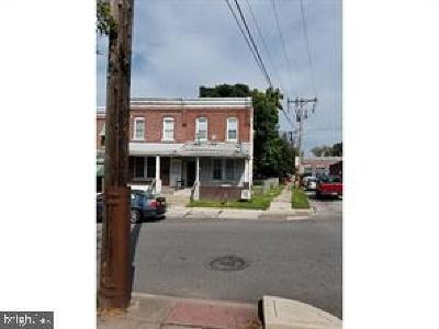 Montgomery County Townhouse For Sale: 201 W Spruce Street