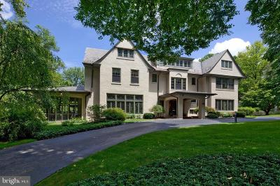 Haverford Single Family Home For Sale: 517 Thornbury Road