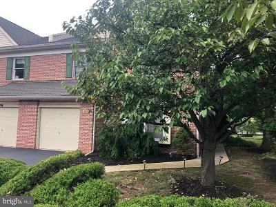 Montgomery County Townhouse For Sale: 2605 Wister Court