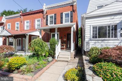 Jenkintown Townhouse For Sale: 509 Willow Street