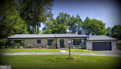 Wynnewood Single Family Home For Sale: 267 Tomkenn Road