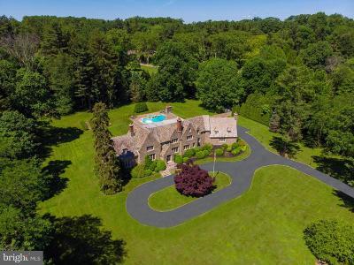 Villanova Single Family Home For Sale: 1730 W Montgomery Avenue