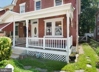 Bryn Mawr Single Family Home For Sale: 57 Prospect Avenue