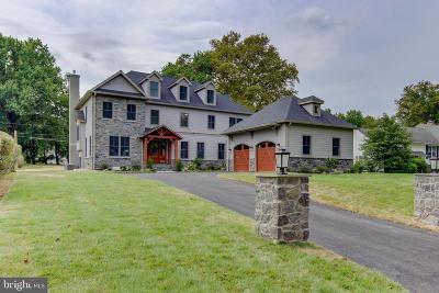 Villanova Single Family Home For Sale: 1914 Stoneridge Lane