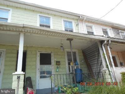 Bridgeport Townhouse For Sale: 939 Coates Street