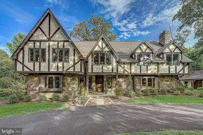 Huntingdon Valley Single Family Home For Sale: 2231 Paper Mill Road
