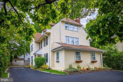 Montgomery County Single Family Home For Sale: 419 W Lancaster Avenue
