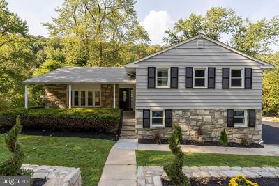 Montgomery County Single Family Home For Sale: 412 Arden Road