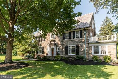 Montgomery County Single Family Home For Sale: 415 Chapel Road