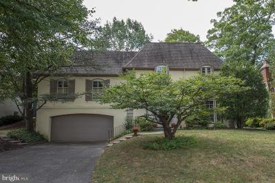 Bryn Mawr Single Family Home For Sale: 542 Maison Place