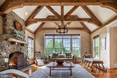 Gladwyne PA Single Family Home For Sale: $2,400,000