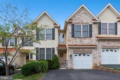 Montgomery County Townhouse For Sale: 202 Clubhouse Court