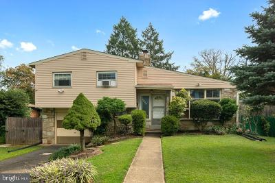 Montgomery County Single Family Home For Sale: 7303 Asbury Avenue
