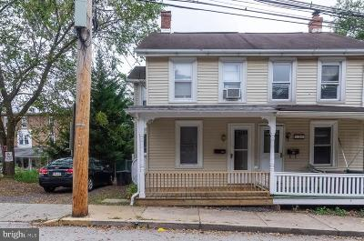 Montgomery County Single Family Home For Sale: 332 Summer Street