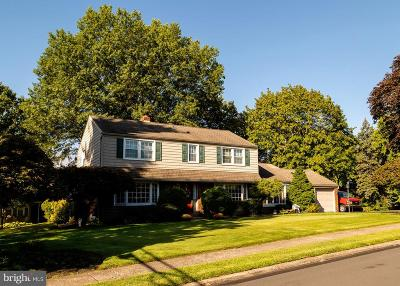 Huntingdon Valley Single Family Home For Sale: 556 Alexander Road