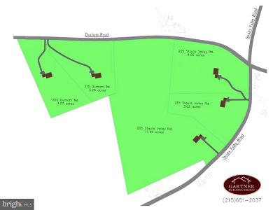 Residential Lots & Land For Sale: 205 Stouts Valley Road #LOT 1